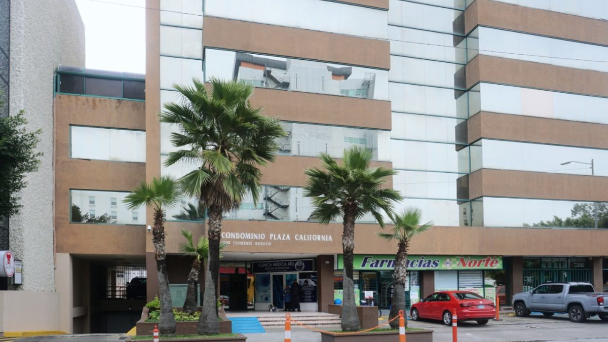 Plaza California | Ubicación | Unidad de Urología y Endoscopia para la mujer