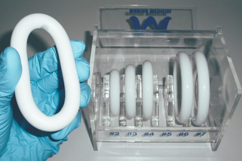 Pesarios | Materiales y Equipo | Unidad de Urología y Endoscopia para la mujer